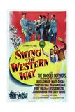 Swing the Western Way, the Hoosier Hotshots, 1947 Prints