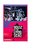 House of the Living Dead, (Aka Curse of the Dead), from Left: Shirley Anne Field, Mark Burns, 1974 Posters
