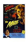 The Maze, Richard Carlson, Veronica Hurst, 1953 Posters