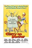 Carry on Doctor, 1967 Poster