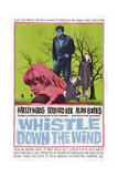 Whistle Down the Wind, Hayley Mills (Front), Alan Bates (Center), 1961 Posters