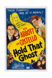 Hold That Ghost, 1941 Prints