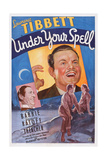 Under Your Spell, 1936 Art