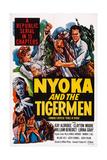Perils of Nyoka, 1942 Plakát