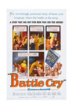 Battle Cry, 1955 Print