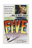 Five, 1951 Prints
