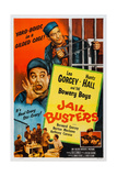 Jail Busters, Top L-R: Leo Gorcey, Huntz Hall, Bottom L-R: Huntz Hall, 1955 Prints