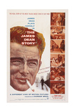 The James Dean Story, Left: James Dean, 1957 Art