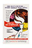 Tokyo Olympiad, (Aka Tokyo Orinpikku), 1965 Posters