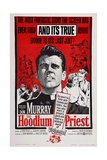 The Hoodlum Priest, Center: Don Murray, 1961 Poster