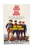 The Sons of Katie Elder, 1965 Posters