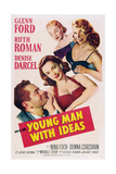 Young Man with Ideas, from Left: Glenn Ford, Ruth Roman, Nina Foch, Denise Darcel, 1952 Prints