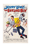 The Errand Boy, Jerry Lewis, 1961 Prints