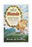 Miranda, 1948 Poster