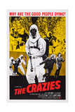 The Crazies, 1973 Poster