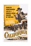 California, L-R: Jock Mahoney, Faith Domergue, 1963 Prints