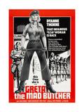 Wanda, the Wicked Warden, (Aka Greta, the Mad Butcher), Dyanne Thorne, 1977 Posters
