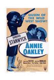 Annie Oakley, 1935 Poster