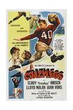 Crazylegs, Elroy Hirsch, 1953 Posters