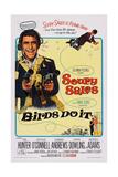 Birds Do It, Soupy Sales, 1966 Posters