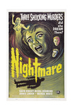 Nightmare, 1964 Lámina