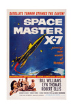 Space Master X-7, Lyn Thomas (Bottom Left), 1958 Prints