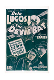 The Devil Bat, from Left: Suzanne Kaaren, Bela Lugosi, 1940 Prints