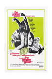 The File of the Golden Goose, Yul Brynner (Facing Right), Charles Gray (Magnifying Glass), 1969 Posters