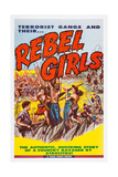 Rebel Girls, 1957 Posters
