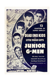 Junior G-Men, 1940 Prints