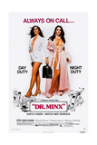 Dr. Minx, Edy Williams (Left and Right), 1975 Poster