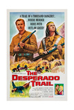 The Desperado Trail, from Left: Lex Barker, Pierre Brice, 1965 Prints