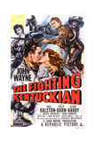 The Fighting Kentuckian, John Wayne, Vera Ralston, 1949 Prints