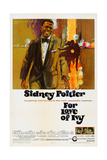 For Love of Ivy, Sidney Poitier, 1968 Poster