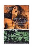 Vixen, Erica Gavin, 1968, Art