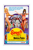Spree, from Left: Jayne Mansfield, Juliet Prowse, 1967 Posters
