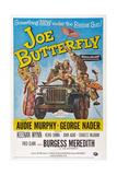 Joe Butterfly, 1957 Posters