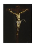 Christ Crucified, 1584-1591, Italy Posters by Bernardino Campi
