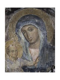 Madonna with Child, 14th C Prints