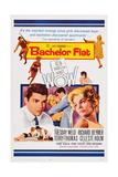 Bachelor Flat Print