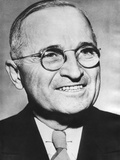 Portrait of Harry Truman around the Time He Was Elected as Fdr's Vice President, Ca. 1944 Photo