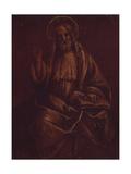 Saint John the Evangelist, 1st Half of 16th C. Posters af Gaudenzio Ferrari