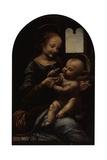 Madonna Benois Print by Leonardo da Vinci