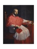 Cardinal Girolamo Agucchi Posters by Domenico Zampieri