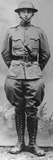 Harry Truman as a Soldier in World War I Photo