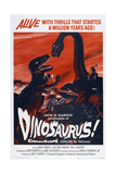 Dinosaurus!, 1960 Print