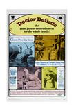 Doctor Dolittle, Rex Harrison, 1967 Prints