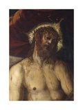 Ecce Homo (Detail Christ's Head/Torso) Posters by Jacopo Robusti Tintoretto