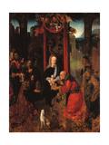 Adoration of the Magi Art