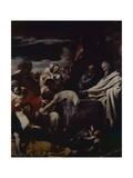 Moses' Sacrifice Prints by Massimo Stanzione